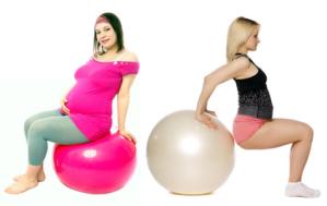 гимнастика для беременных фото