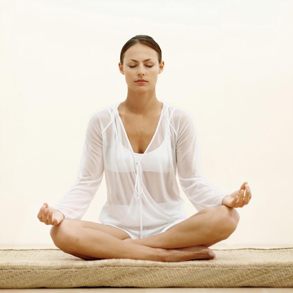 Учимся медитировать во время беременности
