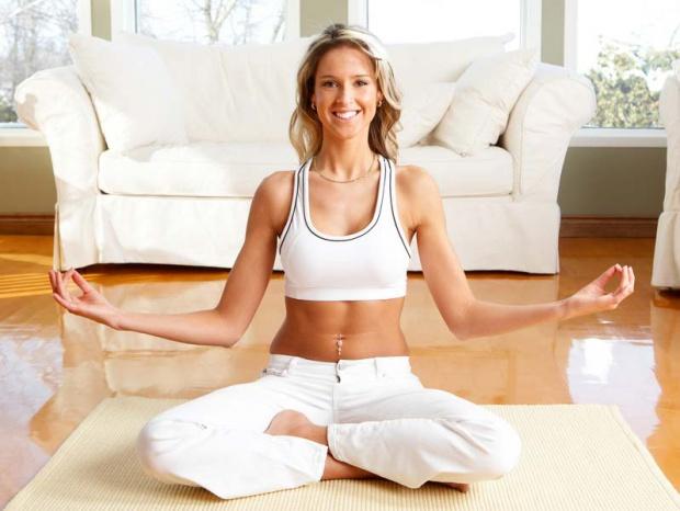 йога дыхательные упражнения
