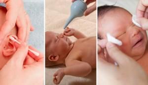 Учимся ухаживать за кожей новорожденного