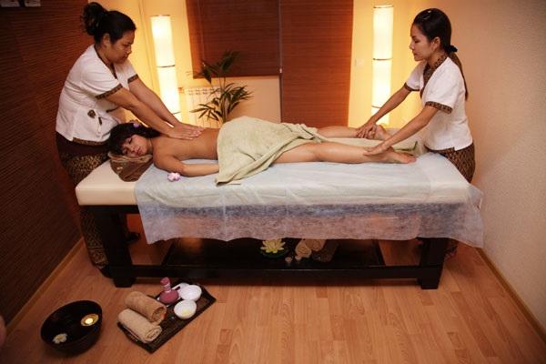 техника выполнения тайского массажа