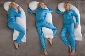 Беременность и ее сложности: как привыкнуть к новой позе для сна?
