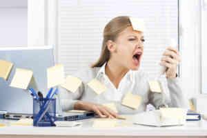 как снять нервное перенапряжение