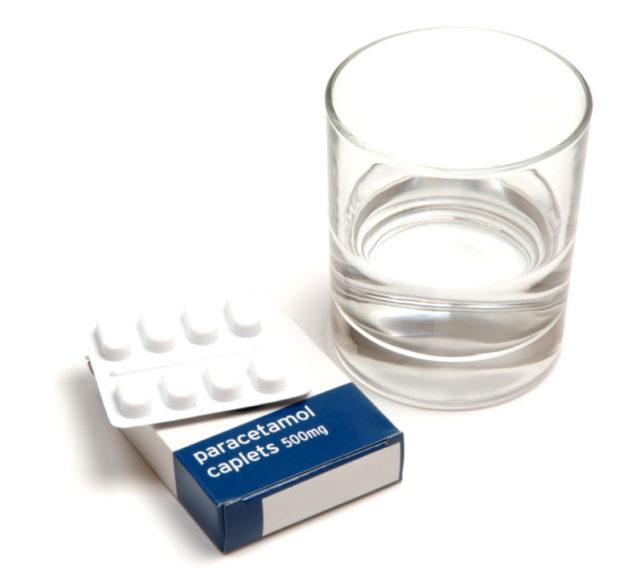 парацетамол 2