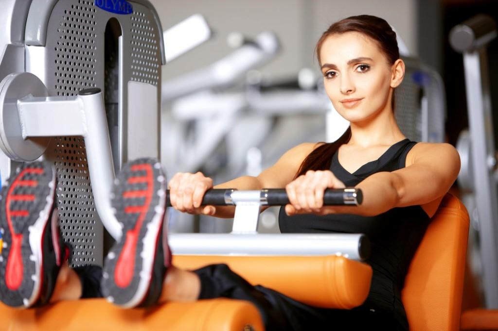 как похудеть зал Тренажерный зал для похудения