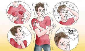 Паническая атака: основные симптомы, причины, лечение